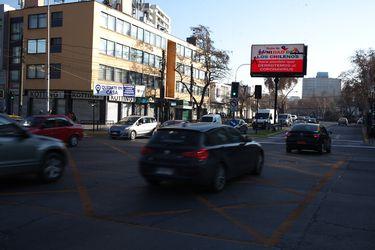 Movilidad: En el primer día del paso a Transición se registró un aumento de un 7,92% en los flujos vehiculares del Gran Santiago