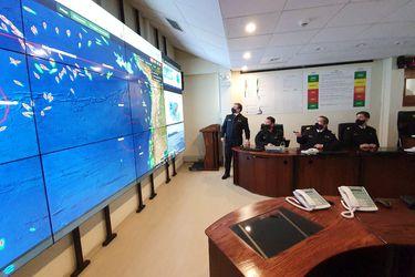 Armada da a conocer labores de monitoreo permanente ante eventuales operaciones de flota pesquera china