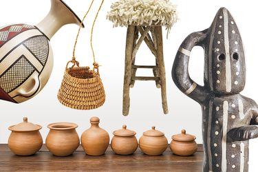 Artesanía:  cultura ancestral
