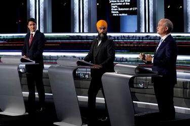 Abren los primeros centros de votación para las elecciones legislativas en Canadá