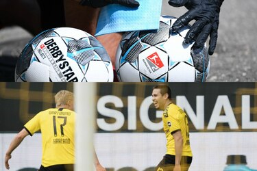 FOTO INFERIOR: @BLACKYELLOW / TWITTER.