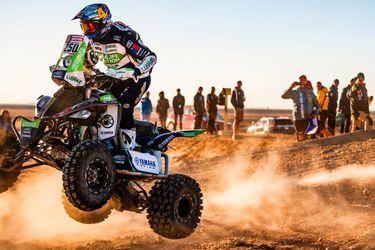 Ignacio Casale es el flamante campeón de la edición 2020 del Dakar