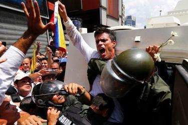 """Caracas acusa a embajador de España en Venezuela de ser """"cómplice"""" en """"fuga"""" de Leopoldo López"""