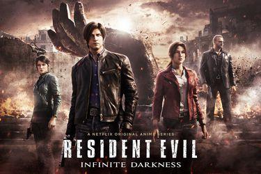 Resident Evil: Infinite Darkness presenta nuevo adelanto y fija su estreno para julio