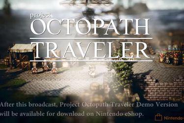 Comienzan conversaciones para posible secuela de Octopath Traveler