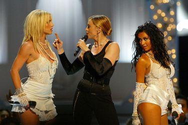 Los momentos más escandalosos de la historia de los MTV VMA's