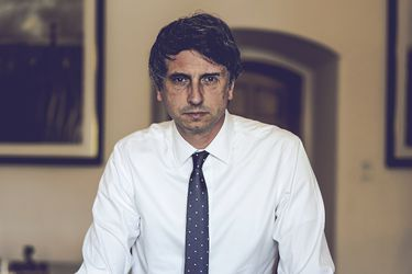 """Andrés Couve en la Cumbre Climática: """"Me sorprendió ser el único ministro de Ciencia"""""""