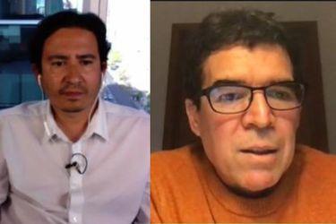 """Edmundo Paz Soldán, escritor boliviano: """"Al MAS no le conviene el regreso inmediato de Evo Morales porque tiene un discurso muy beligerante"""""""