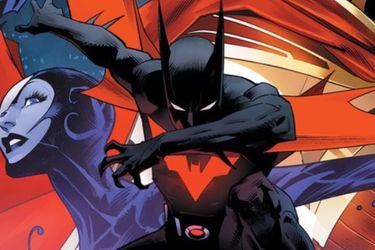 El cómic de Batman Beyond fue cancelado
