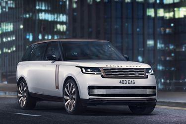 Los británicos dan la bienvenida al Range Rover de quinta generación