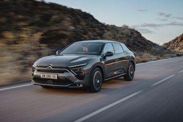 Citroën revive al C5, que ahora llega en cuerpo de crossover y con origen China