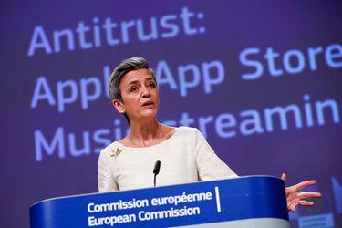 La Unión Europea formula cargos a Apple por violaciones a la ley de libre competencia de su App Store en caso Spotify