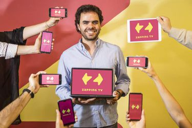 El proyecto televisivo que unió a Mauro Valdés, Óscar Lería, Paola Luksic e Ignacio Rivadeneira