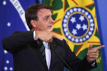 Bolsonaro promete en carta a Biden acabar con deforestación ilegal para 2030