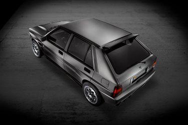 El mítico Lancia Delta renace como un deportivo 100% eléctrico