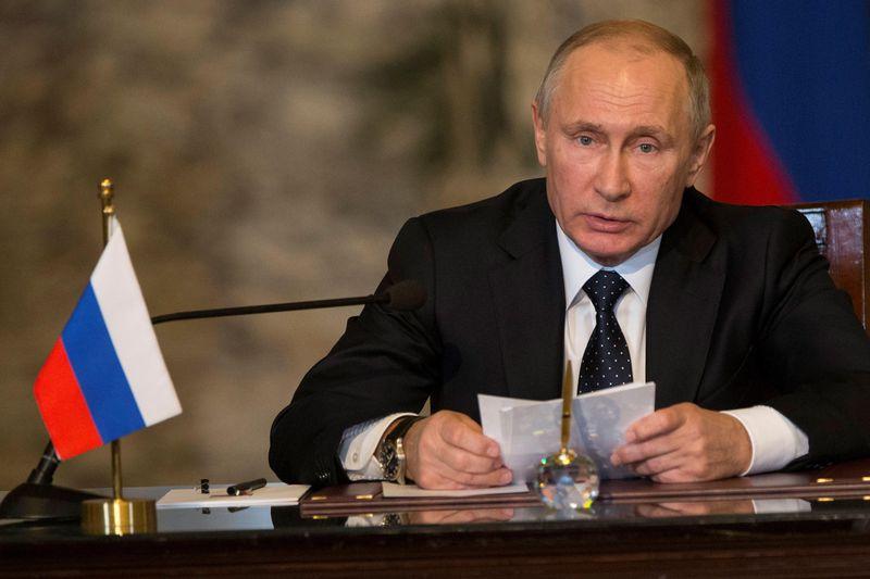 Visita de Vladimir Putin