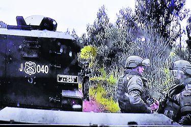 Caso Catrillanca: Corte de Temuco revoca arresto domiciliario para exGope Braulio Valenzuela, deberá entrar en prisión preventiva
