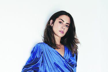 Lorenza Izzo desde Hollywood con la cortina abajo