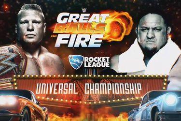 """El nuevo trolleo a las """"Grandes Bolas de Fuego"""" de la WWE"""
