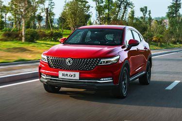 La marca china DFSK estrena en Europa el SUV IX5