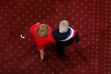 Las imágenes que marcaron la última Cuenta Pública del Presidente Sebastián Piñera