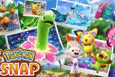Un nuevo vistazo a New Pokémon Snap de la mano de un comercial japonés