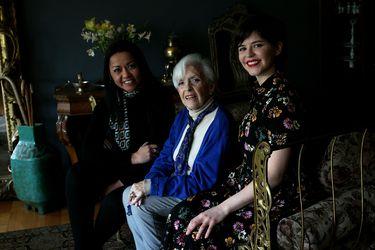 Carmen Barros, Ema Pinto y Daniela Benítez: tres Carmelas y una Pérgola