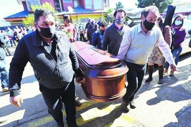 Fiscalía y PDI buscan reconstruir crimen de trabajador en Collipulli