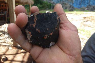 Meteorito Cuba