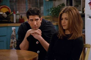 "David Schwimmer se refiere a si Rachel y Ross estaban ""en un break"" y da detalles de la reunión de Friends"