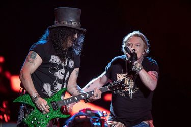 Absurd: Guns N' Roses tiene nueva canción y escúchala aquí