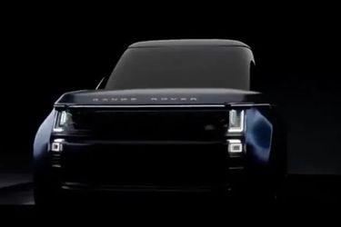 ¿Es esta la quinta generación del Range Rover?
