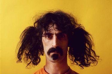 retrato de zappa
