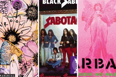 Crítica de discos de Marcelo Contreras: Un clásico de Black Sabbath y el regreso de Garbage y Maroon 5
