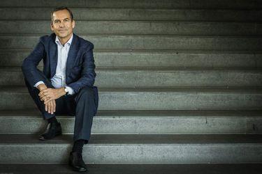 """Christoph Schiess: """"El libre mercado es bueno para el desarrollo de la economía, pero no es suficiente"""""""