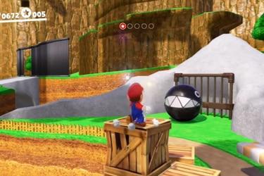 Super Mario 64 está siendo recreado en Super Mario Odyssey