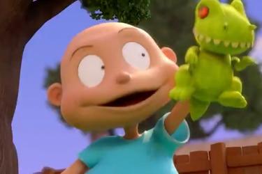 Vean el tráiler para la nueva serie de Rugrats