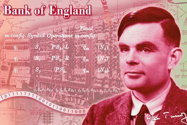 Alan Turing será el rostro delbillete de 50 libras en Reino Unido