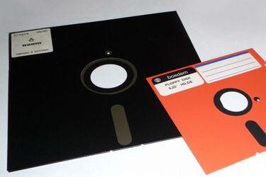 El disquete, el ícono que se niega a morir