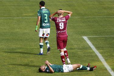 Amargo empate en Valparaíso: Wanderers y La Serena repartieron puntos