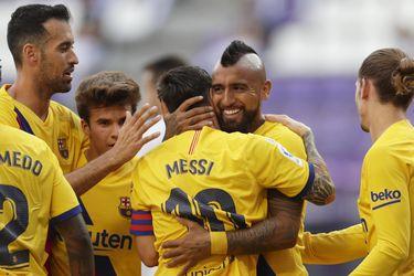 """La potente señal de Arturo Vidal al Barcelona: """"Cuando estás en un lado así y la gente te quiere así, uno tiene que seguir ahí"""""""