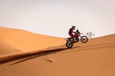 Pablo Quintanilla se queda con el Rally de Marruecos