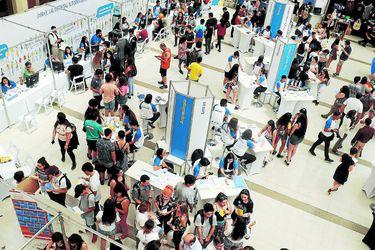 Extranjeros en la educación superior ya suman más de 15 mil: podrían llenar la Universidad Diego Portales