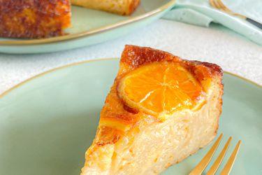"""Cómo hacer un pastel griego de naranja y masa philo, o """"Portokalopita"""""""