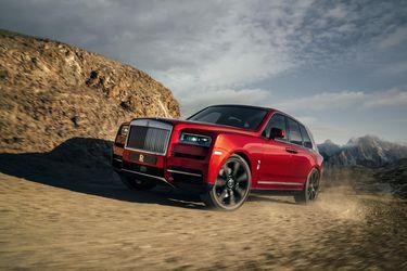 Llega a Chile el Cullinan, el primer SUV de Rolls-Royce