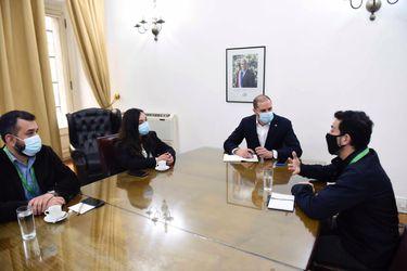 """Movilh asegura que Gobierno se abre a """"que se cree una institucionalidad antidiscriminatoria"""""""