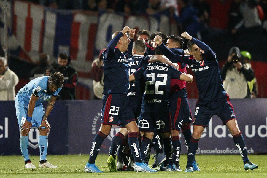 U. de Chile 2-1 Iquique