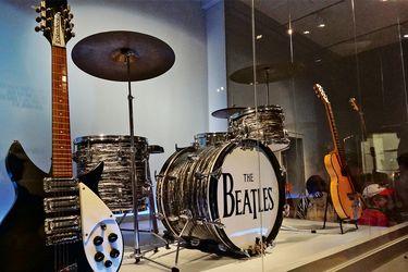 El rock es una pieza de museo