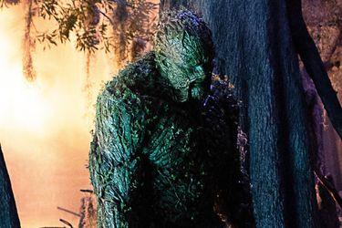 Los planes para Swamp Thing habrían incluido 3 temporadas y a la Liga de la Justicia Oscura
