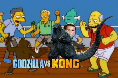 Prepárense para la batalla con los memes que dejó el tráiler de Godzilla vs Kong